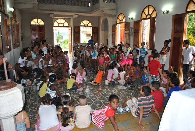 FHLM Works With SPCK to Support Vacation Bible Schools in Cuba